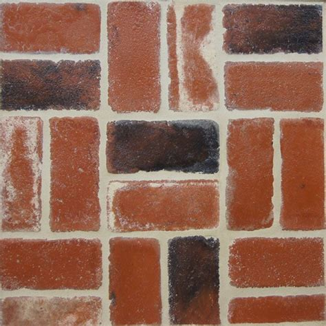 faux brick tile flooring alpha brick for floors used faux bricks actually