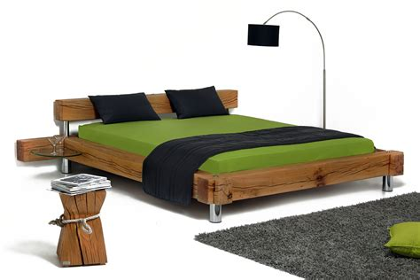 Sprenger Balkenbett Sumpfeiche Rissig  Möbel Letz Ihr