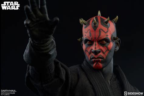 Star Wars Darth Maul Duel On Naboo Sixth Scale Figure By