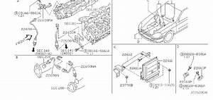 Infiniti M45 Engine Control Module