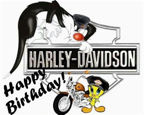 Happy Birthday Harley Davidson Tweetie