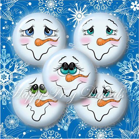 Cute Men Templates by 25 Best Ideas About Snowman Faces On Pinterest Snowman
