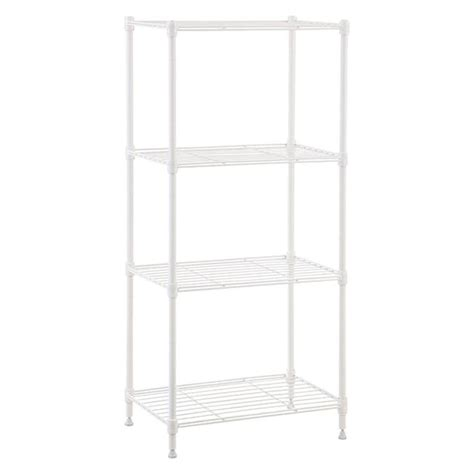mzg             tier steel freestanding shelving unit   party lab