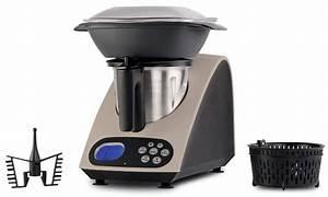 Robot Cuiseur Comparatif : robot mixeur cuiseur ~ Premium-room.com Idées de Décoration