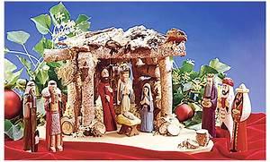 Einfache Krippe Selbst Basteln : weihnachtskrippe basteln ~ Orissabook.com Haus und Dekorationen