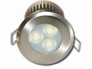 Spot Led Salle De Bain : spot led salle de bain 9w contact ecoled design ~ Edinachiropracticcenter.com Idées de Décoration