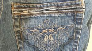 Que Faire Avec Des Vieux Jeans : r cup d 39 un vieux jean lydiebricole ~ Melissatoandfro.com Idées de Décoration