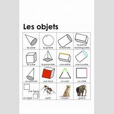 Madame Belle Feuille Les Objets  3d  L'alphabet, Nombres, Et Formes  Alphabet, Numbers And