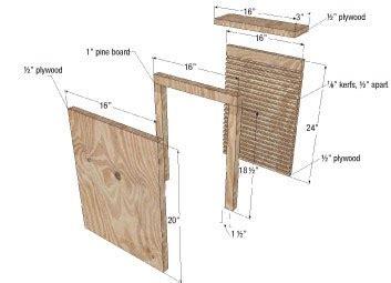 beginner ideas  chamber bat house plans