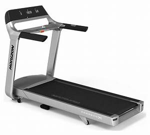 Horizon Paragon X Treadmill