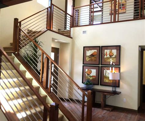 French Style Homes Interior - stair railing remodels custom woodworking fireplace mantels las vegas nevada