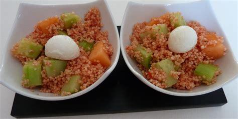 recette de taboule maison taboul 233 171 maison 187 concombre et melon au thermomix les recettes de maud