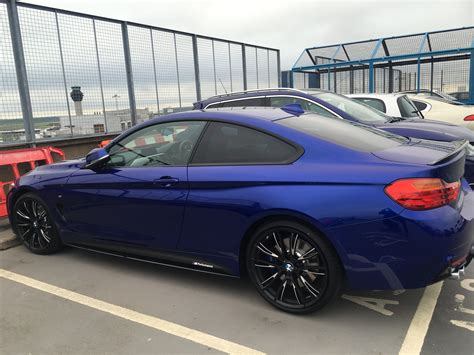 Bmw M Car Royal Blue Colour  Carros  Pinterest Royal