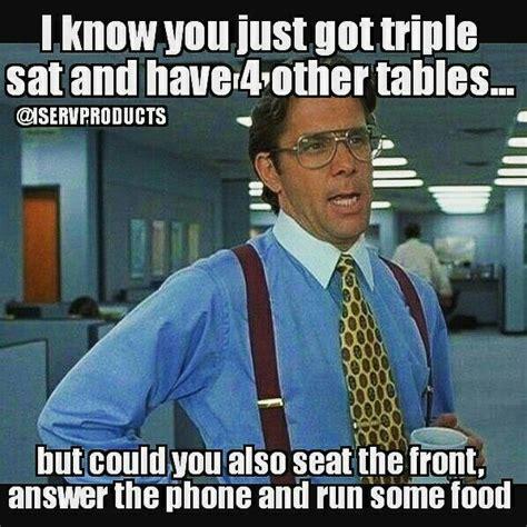 Funny Server Memes - 35 best server humor images on pinterest server humor apron and aprons