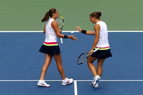 si鑒e vinci errani e vinci si qualificano per le semifinali torneo di doppio agli us open