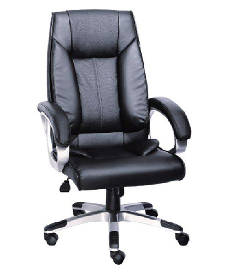 office chair in black buy at best price in india