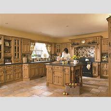 Princeton Solid Oak  Mastercraft Kitchens