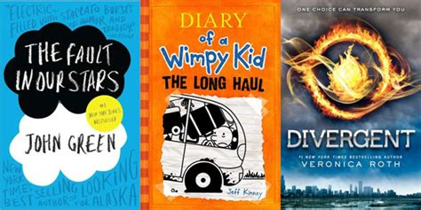 The Bestselling Books of 2014