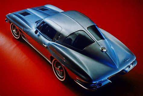 corvette stingray split window coupe