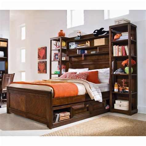 elite expressions bookcase bed collection kids bookcase