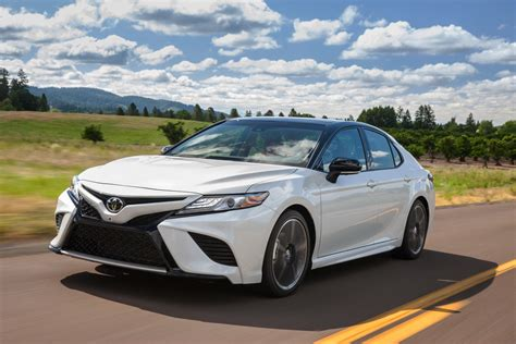 2018 Toyota Camry Detailed Before Summer Time Launch