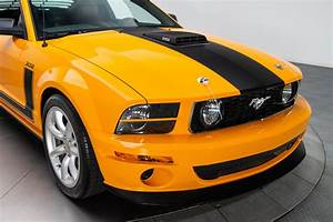 2007 Ford Mustang Saleen Parnelli Jones 302 for sale #88370 | MCG