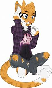 Anime Male Cat Anthro Pictures to Pin on Pinterest - PinsDaddy