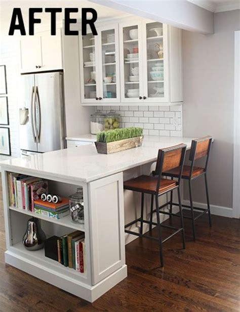 Kitchen Breakfast Bar Storage by Best 25 Small Breakfast Bar Ideas On Small