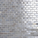 Spa Glacier Glass Brick Mosaic 15x30mm 327x327mm