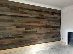 news georgia reclaimed wood With barnwood feature wall