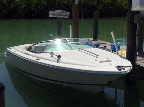 Chris Craft Performance Boats by 2005 Used Chris Craft 20 Speedster High Performance Boat