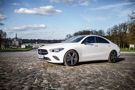 Amg cls 53 4matic+ coupe. Essai - Mercedes CLA 200 (2020) : l'essence du plaisir