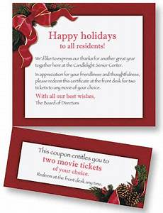 Event Invitation Samples Employee Rewards And Recognition At The Holidays