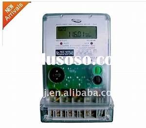 Ge Kv2c 4 Wire Kwh Meter Diagram  Ge Kv2c 4 Wire Kwh Meter