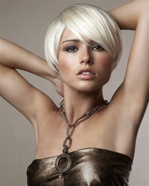 Platinum Hair by 15 Cool Platinum Hairstyles To Try Pretty