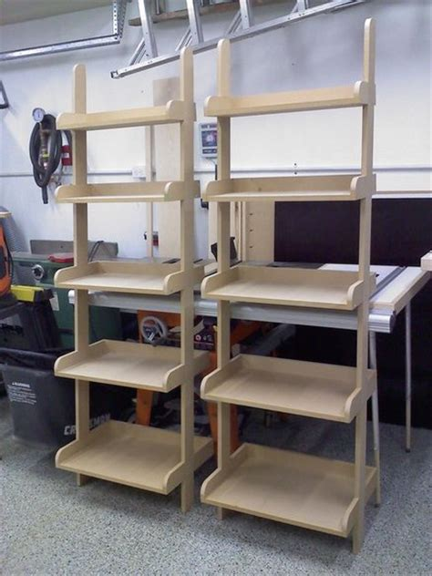 leaning wall shelf wood work leaning wall shelf plans pdf plans