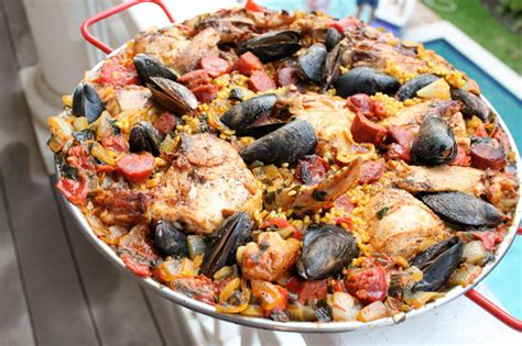 cuisine paella paella food so mall