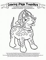 Coloring Fire Safety Dog Safe Prevention Week Adult Dulemba Printable Coloringhome Talking Sparky Template Books Tuesday Clip Clipart Sketch Elmo sketch template