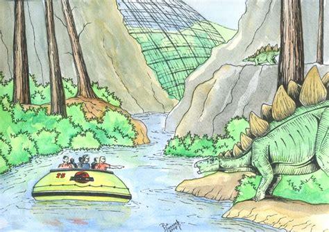Jurassic Jungle Boat Ride Wiki by Jungle River Cruise Park Pedia Jurassic Park