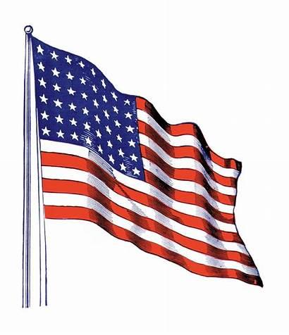 Flag States United Illustration Clipart Clip American