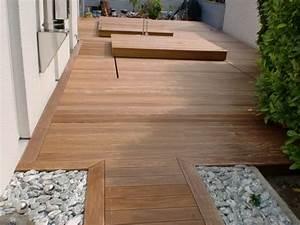 Maulwurfbekämpfung Im Garten : holzfliesen terrasse verlegen holzfliesen auf balkon und ~ Michelbontemps.com Haus und Dekorationen