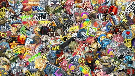 A movie, play, or other event that fails badly. Sticker Bomb Wallpapers - Browse millions of popular art ...