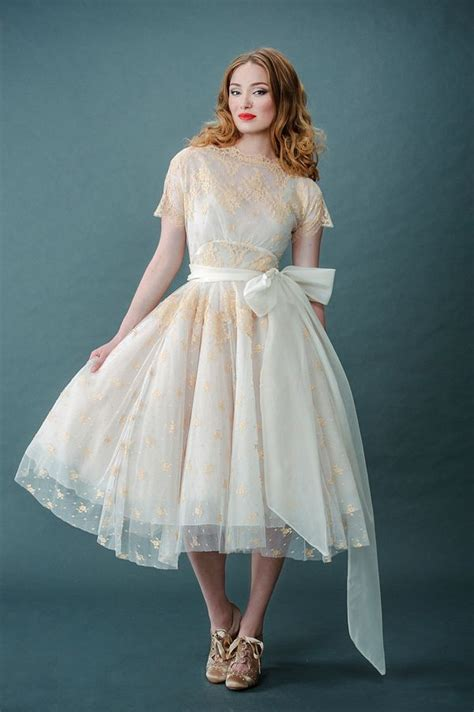 top  tea length wedding dress  color  pinterest