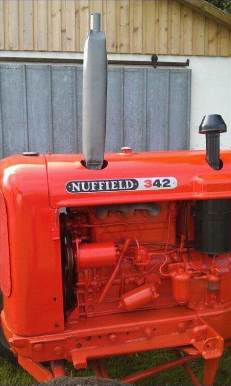 Nuffield 342  Billeder Af Traktorer  Uploaded Af Daniel M