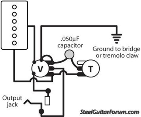 The Steel Guitar Forum View Topic Simple Wiring Diagram