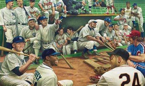 incredible picture  baseball legends