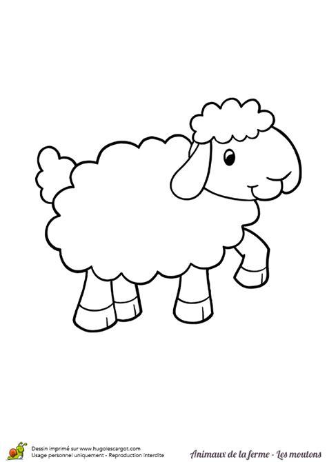 cuisine souris d agneau coloriage animaux de la ferme joli mouton sur hugolescargot com hugolescargot com