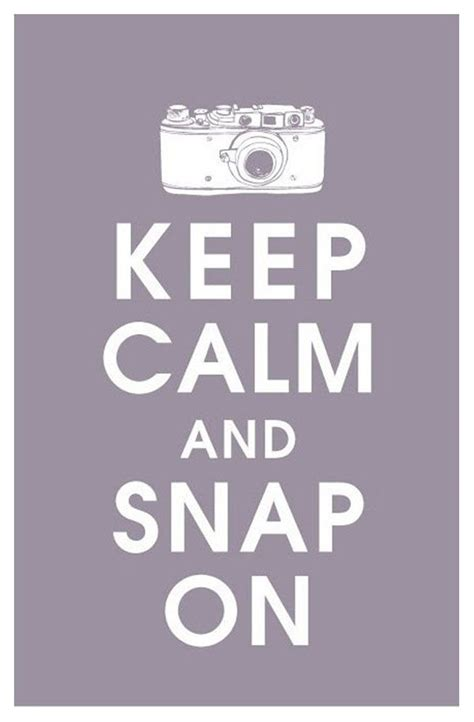Keep Calm and Snap-on