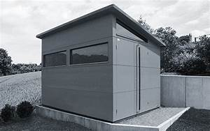 Gartenhaus Modernes Design : modernes gartenhaus mit goldenem schnitt gartana ~ Markanthonyermac.com Haus und Dekorationen