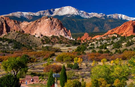 Garden Of The Gods Images by Things To See And Do In Colorado Springs Escapehere
